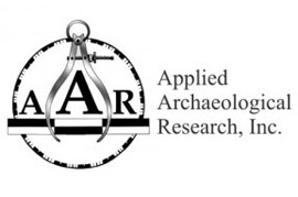 AAR - Applied Archaeological Research Inc