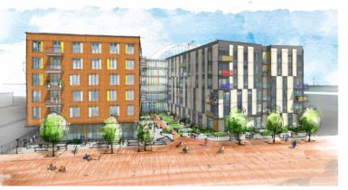 PDX Pearl District Affordable Housing Concept