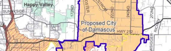 Court weighs in on Damascus Disincorporation