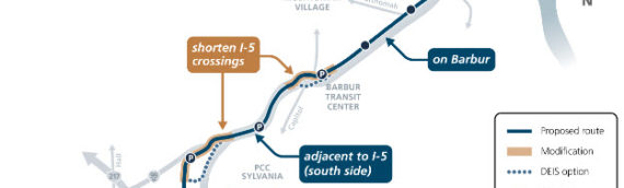 Southwest Corridor Light Rail Project – Will MAX bring more communities together?